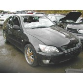 LEXUS IS220  2200 2007 BLACK Manual Diesel 4Door