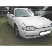 MAZDA MX-6  2500 1995 SILVER Manual Petrol 2Door