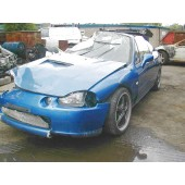 HONDA CRX DELSOL VVTI 1600 1996 BLUE MANUAL Petrol 2 Door