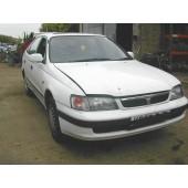 TOYOTA CARINA E CHARISMA PLUS    1600 1995 WHITE Manual Petrol 4Door