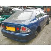 LEXUS IS200  2000 2001 - Manual Petrol 4Door