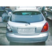 NISSAN ALMERA  1500 2005 GREY Manual Petrol 5 Door