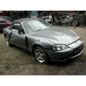 MAZDA MX-5  1800 2006 GREY Manual Petrol 2Door