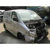 TOYOTA POWERVAN  2400 2000 RED Manual Diesel -