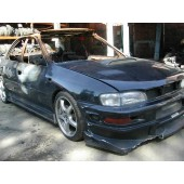 SUBARU IMPREZA WRX 2000 1994 BLACK Manual Petrol -