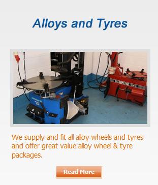 alloy--tyres